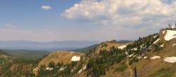 Archiv Foto Webcam Alpine Meadows: Bergstation 09:00