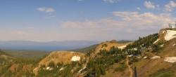 Archiv Foto Webcam Alpine Meadows: Bergstation 11:00