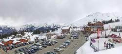 Archiv Foto Webcam La Rosière - Maison du Ski 06:00