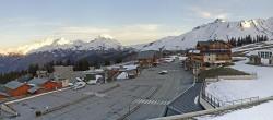 Archiv Foto Webcam La Rosière - Maison du Ski 00:00