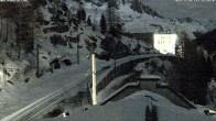 Archiv Foto Webcam Montenvers Bahnstation Chamonix 14:00