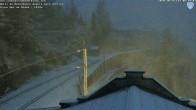 Archiv Foto Webcam Montenvers Bahnstation Chamonix 05:00