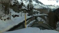 Archiv Foto Webcam Montenvers Bahnstation Chamonix 00:00