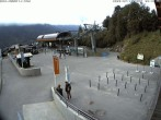 Archived image Webcam Plan Praz Base Station 02:00