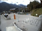 Archived image Webcam Plan Praz Base Station 04:00