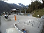 Archived image Webcam Plan Praz Base Station 06:00