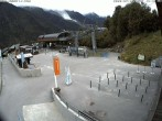 Archived image Webcam Plan Praz Base Station 10:00