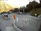 Archiv Foto Webcam Planpraz - Talstation 14:00