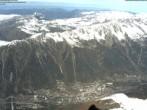 Archiv Foto Webcam Blick auf Chamonix 06:00
