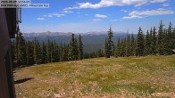 Archived image Webcam Summit Cam Cooper Hill 08:00