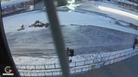 Archiv Foto Webcam Biathlonstadion Holmenkollen 08:00