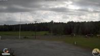 Archiv Foto Webcam Oslo: Loipeneinstieg Sørkedalen 08:00