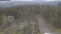 Archiv Foto Webcam Bergstation Snowpark, Oslo Vinterpark 22:00