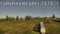 Archived image Webcam Beginners Area 2, Oslo Vinterpark 00:00