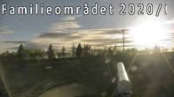 Archived image Webcam Beginners Area 2, Oslo Vinterpark 14:00