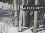 Archiv Foto Webcam Snow Stake Park City 04:00
