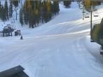 Archived image Webcam Top Station East Peak 01:00