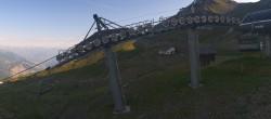 Archiv Foto Webcam Valmeinier - Bergstation Les Jeux 02:00