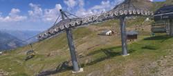 Archiv Foto Webcam Valmeinier - Bergstation Les Jeux 06:00