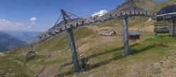 Archiv Foto Webcam Valmeinier - Bergstation Les Jeux 08:00