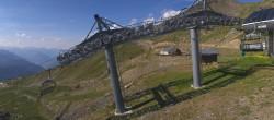 Archiv Foto Webcam Valmeinier - Bergstation Les Jeux 10:00
