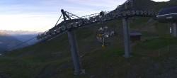 Archived image Webcam Valmeinier - Top station Les Jeux 00:00