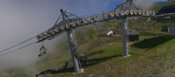 Archived image Webcam Valmeinier - Top station Les Jeux 04:00