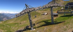 Archived image Webcam Valmeinier - Top station Les Jeux 06:00