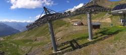 Archived image Webcam Valmeinier - Top station Les Jeux 10:00