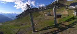 Archived image Webcam Valmeinier - Top station Les Jeux 12:00