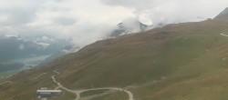 Archiv Foto Webcam Corviglia St. Moritz: Panorama Piz Nair 06:00