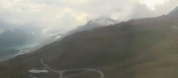 Archiv Foto Webcam Corviglia St. Moritz: Panorama Piz Nair 10:00