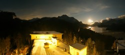 Archiv Foto Webcam Sils Maria Panorama 20:00