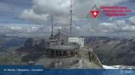 Archiv Foto Webcam Corvatsch: Bergstation 07:00