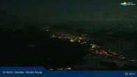 Archiv Foto Webcam Muottas Muragl Oberengadin 00:00