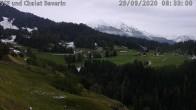Archiv Foto Webcam Bergbahnen Feldis - Blick auf Casealas/Fulberg 02:00
