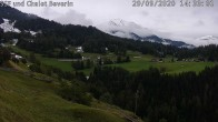 Archiv Foto Webcam Bergbahnen Feldis - Blick auf Casealas/Fulberg 08:00