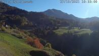 Archiv Foto Webcam Bergbahnen Feldis - Blick auf Casealas/Fulberg 04:00