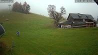 Archiv Foto Webcam auf die Talstation im Skigebiet Joglland Hauereck 06:00