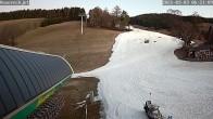 Archiv Foto Webcam auf die Talstation im Skigebiet Joglland Hauereck 00:00
