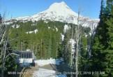 Archiv Foto Webcam bei der Heather Bergstation im Skigebiet Mt. Hood Meadows 03:00