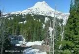 Archiv Foto Webcam bei der Heather Bergstation im Skigebiet Mt. Hood Meadows 05:00