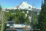 Archiv Foto Webcam bei der Heather Bergstation im Skigebiet Mt. Hood Meadows 01:00
