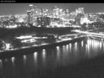 Archived image Webcam Skyline Edmonton, Alberta 18:00