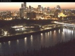 Archived image Webcam Skyline Edmonton, Alberta 22:00
