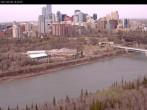 Archived image Webcam Skyline Edmonton, Alberta 12:00