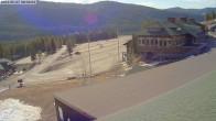 Archiv Foto Webcam Talstation Bridger Bowl 02:00