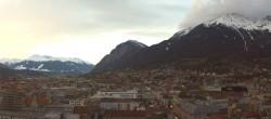 Archiv Foto Webcam Panoramablick Innsbruck 10:00