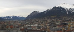 Archiv Foto Webcam Panoramablick Innsbruck 02:00