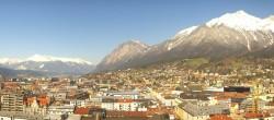 Archiv Foto Webcam Panoramablick Innsbruck 04:00